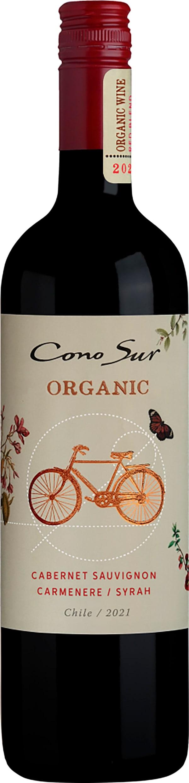 Cono Sur Organic Cabernet Sauvignon Carmenere Syrah 2019