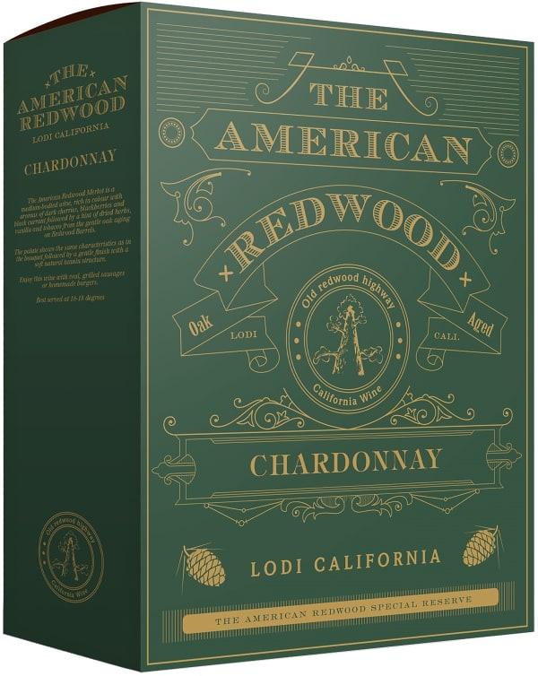 American Redwood Chardonnay 2019 lådvin