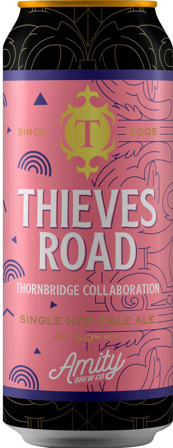 Thornbridge Thieves Road Single Hop Pale Ale burk