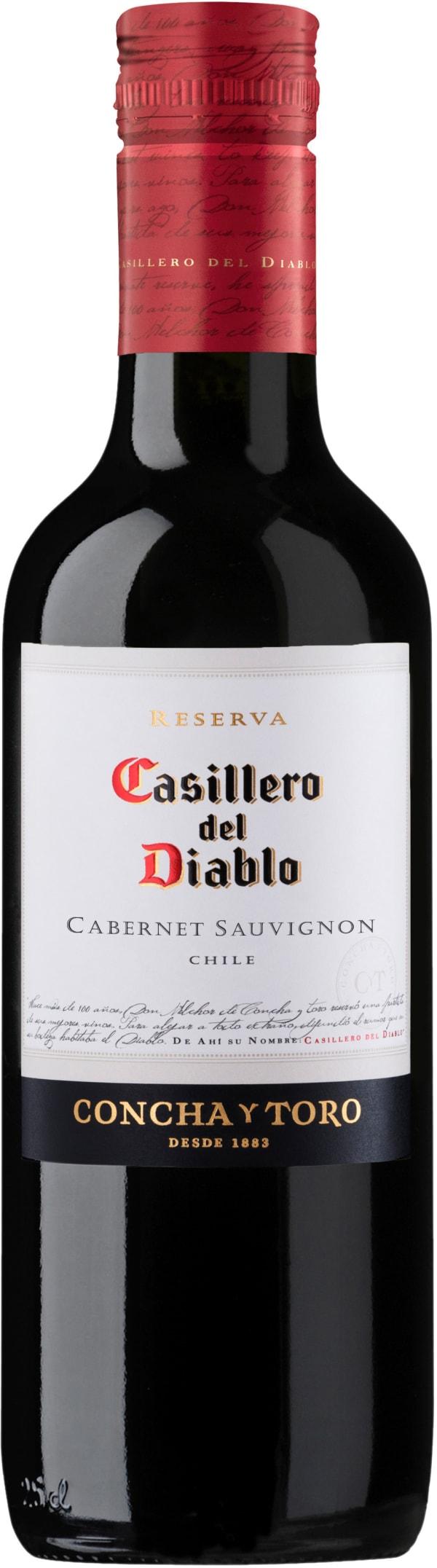 Casillero del Diablo Cabernet Sauvignon 2016