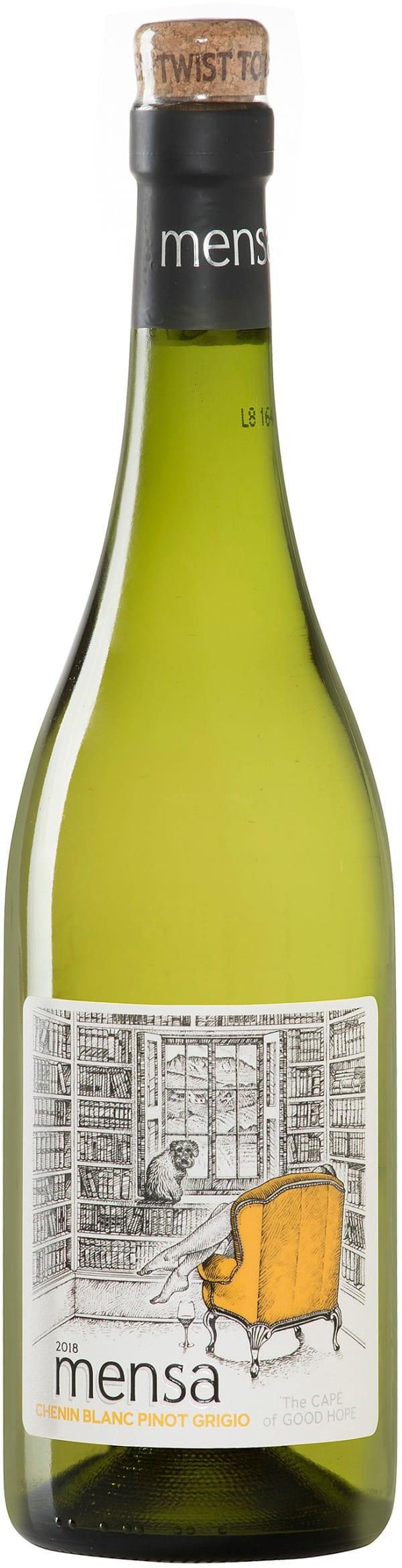 Mensa Chenin Blanc Pinot Grigio 2018