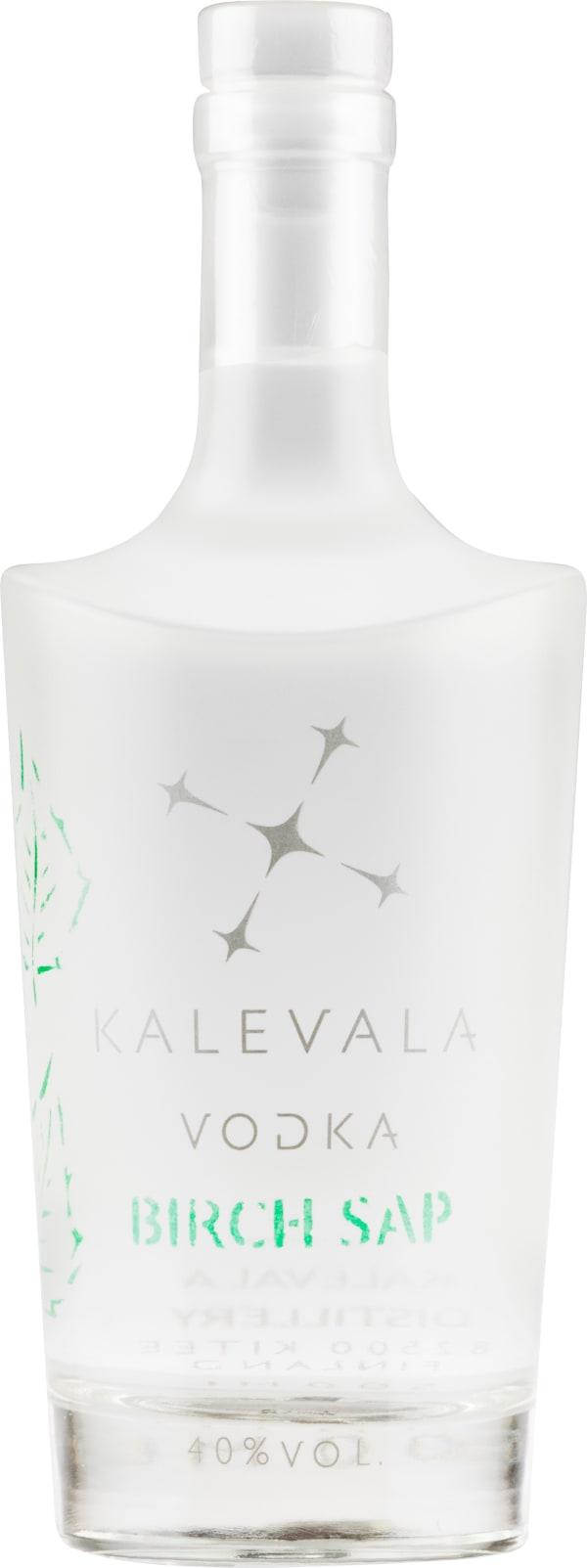 Kalevala Vodka Birch Sap