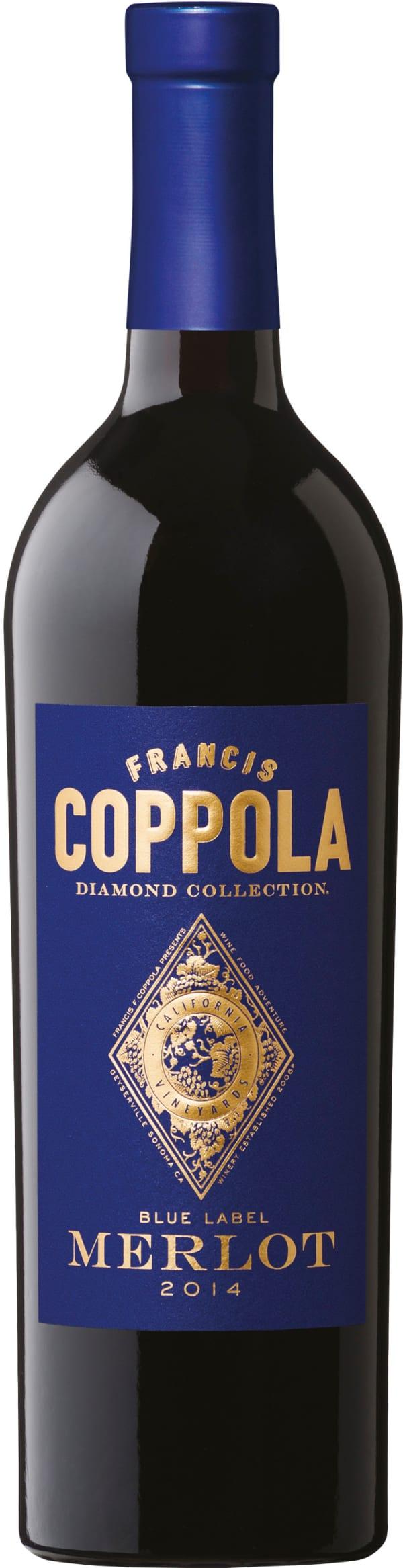 Coppola Diamond Collection Merlot 2015