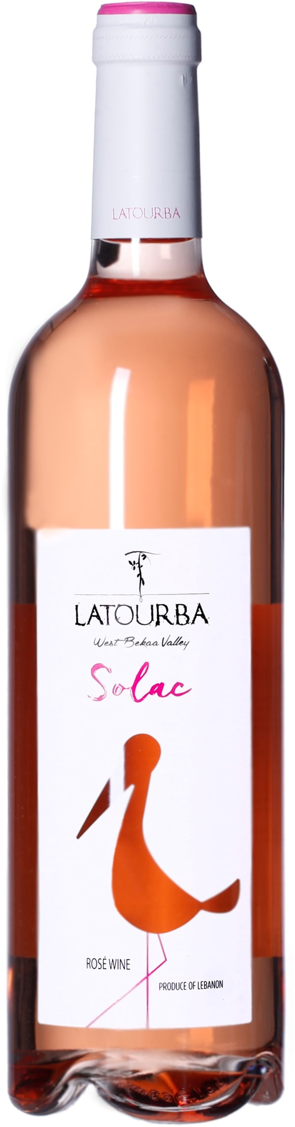 Latourba Solac Rosé 2019