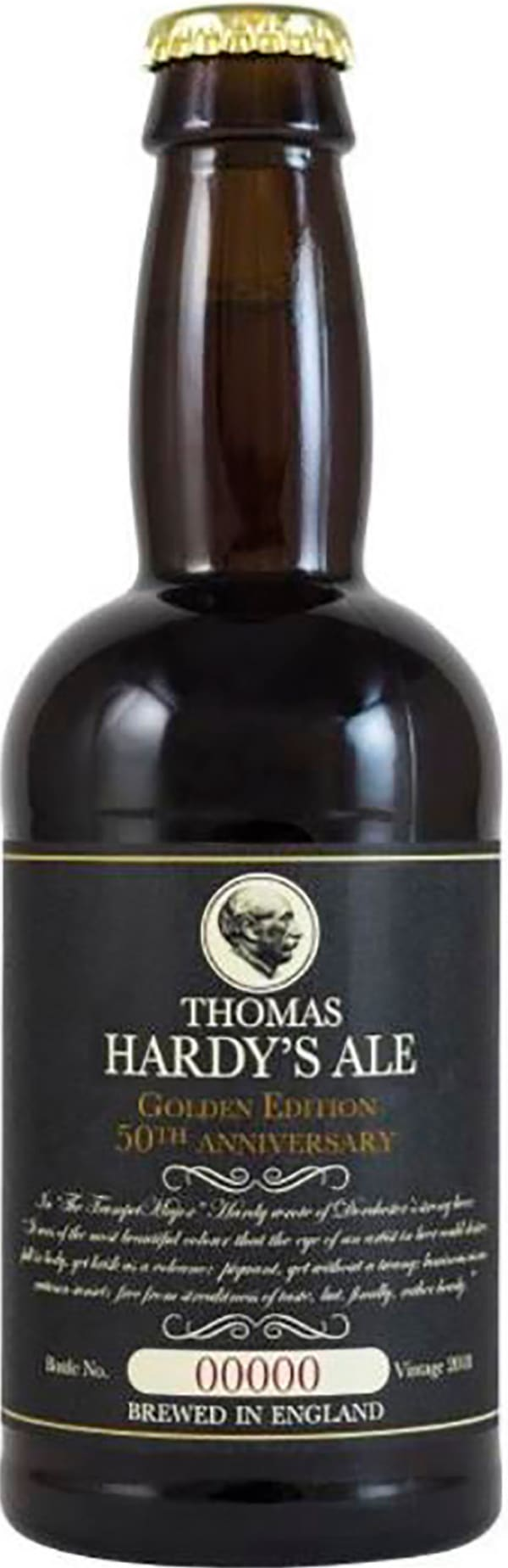 Thomas Hardy's Ale 2018
