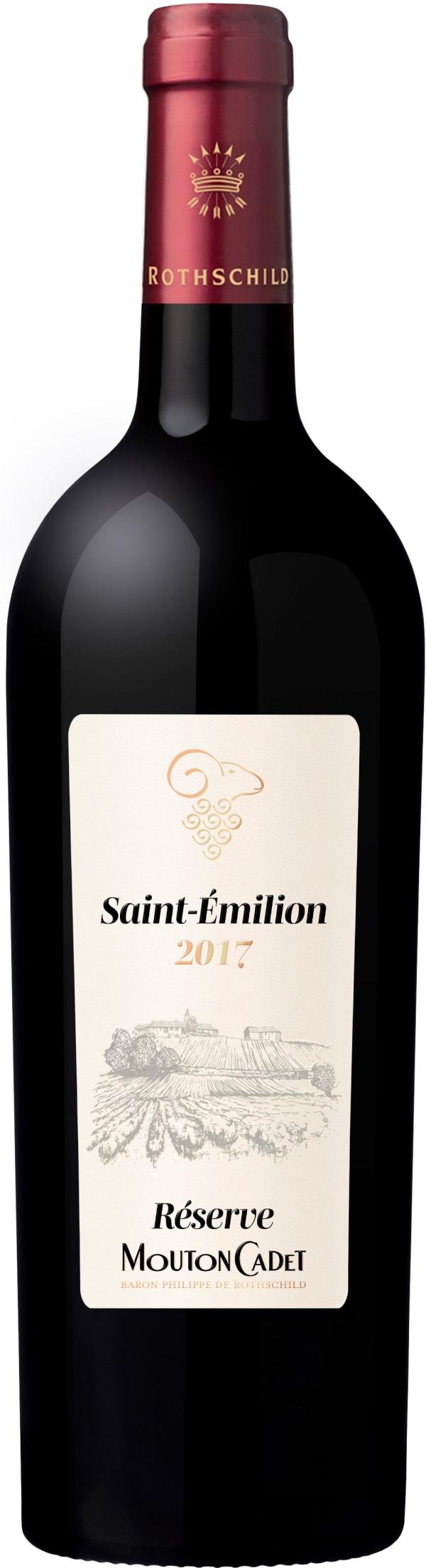 Mouton Cadet Réserve Saint-Émilion 2017
