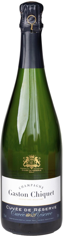 Gaston Chiquet Cuvée de Réserve Brut