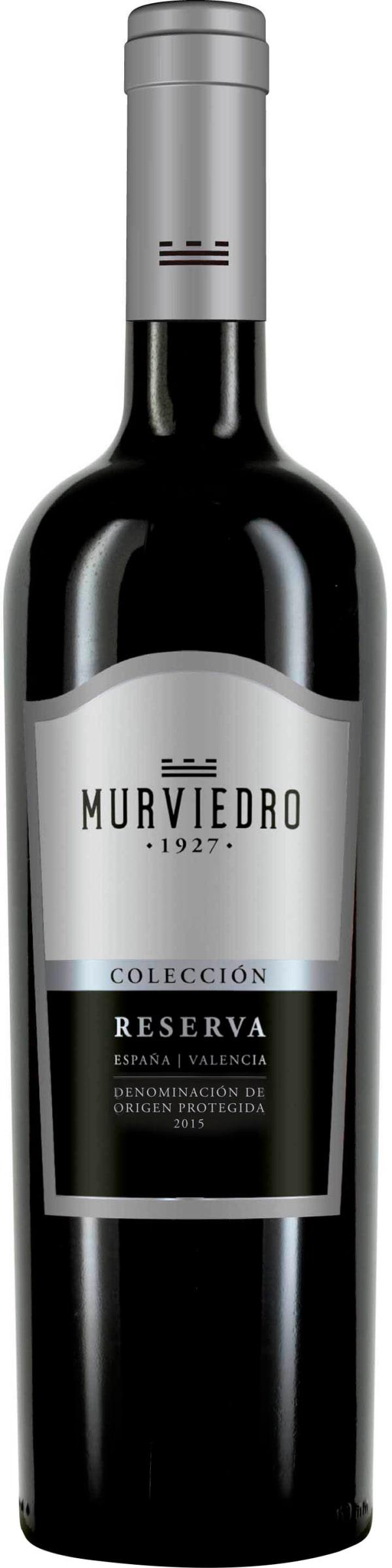 Murviedro Colección Reserva 2015