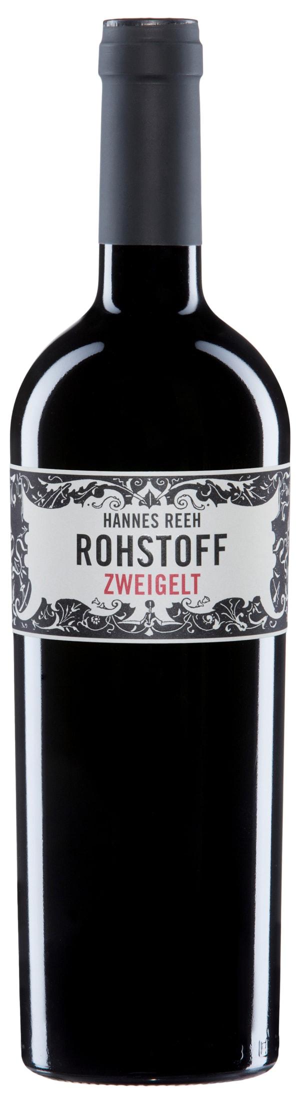 Hannes Reeh Rohstoff Zweígelt 2015