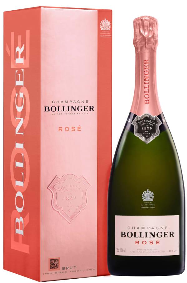 Bollinger Rosé Champagne Brut