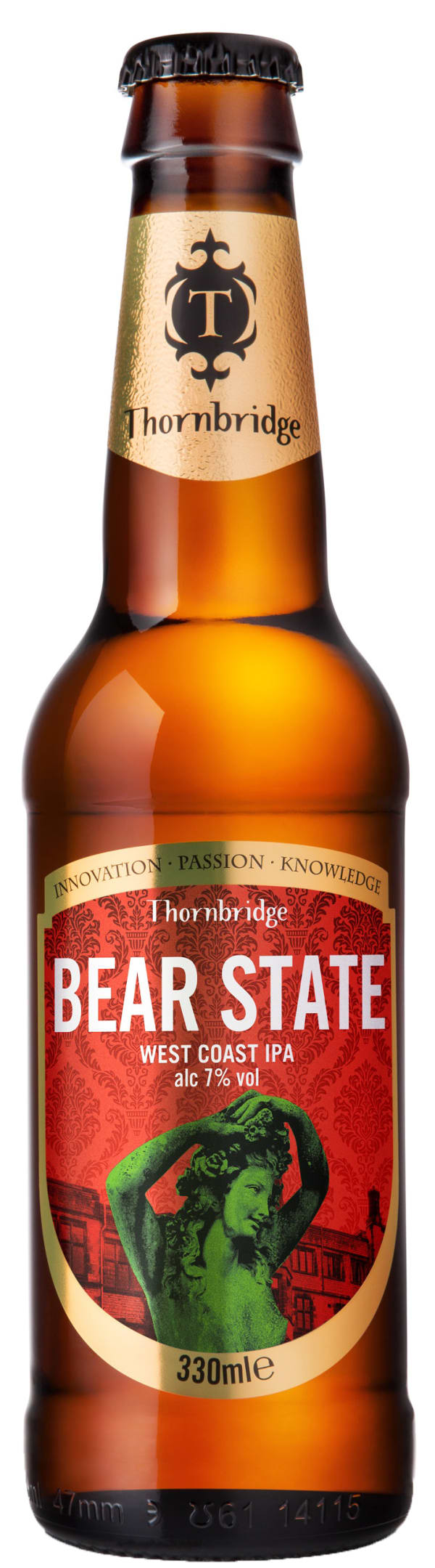 Thornbridge Bear State West Coast IPA