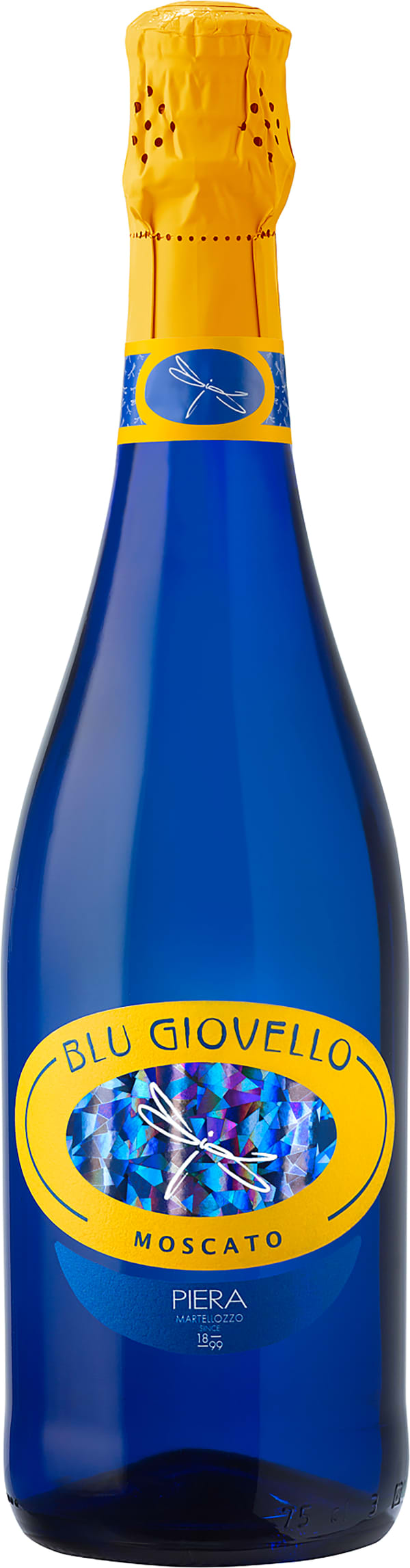 Blu Giovello Moscato Dolce