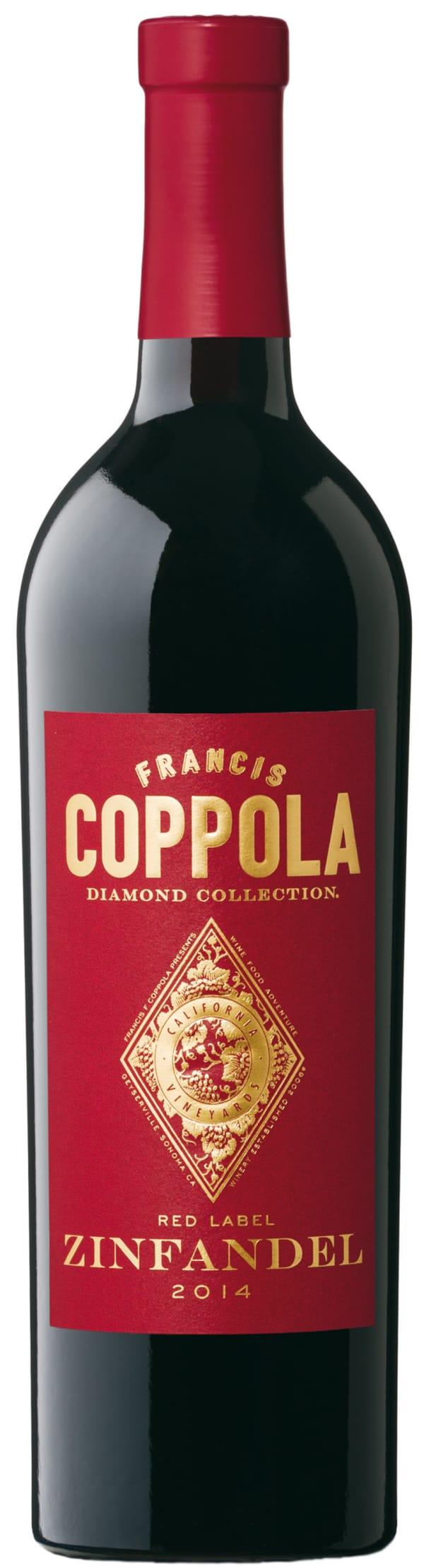 Coppola Diamond Collection Zinfandel 2017
