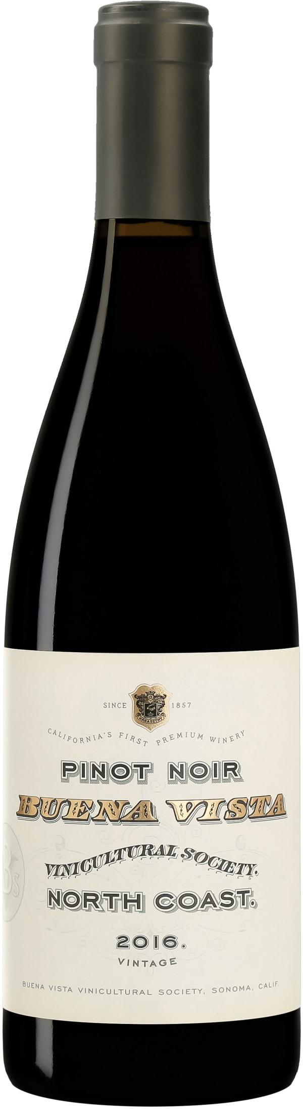 Buena Vista North Coast Pinot Noir 2016