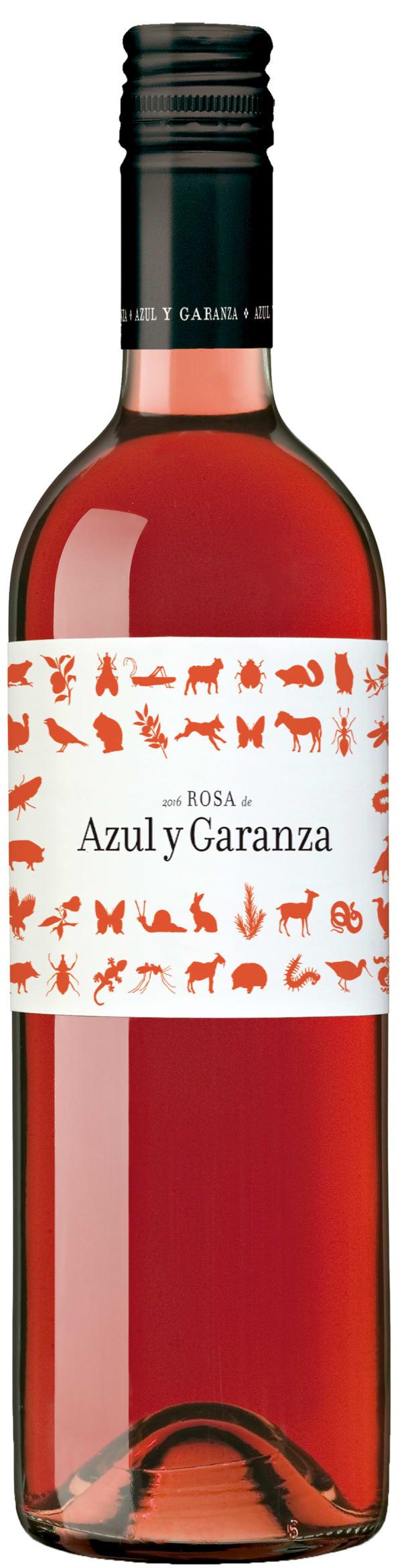 Rosa de Azul y Garanza 2017