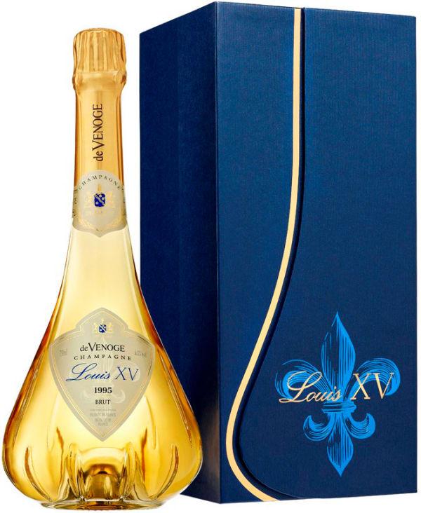 de Venoge Louis XV Champagne Brut 1996