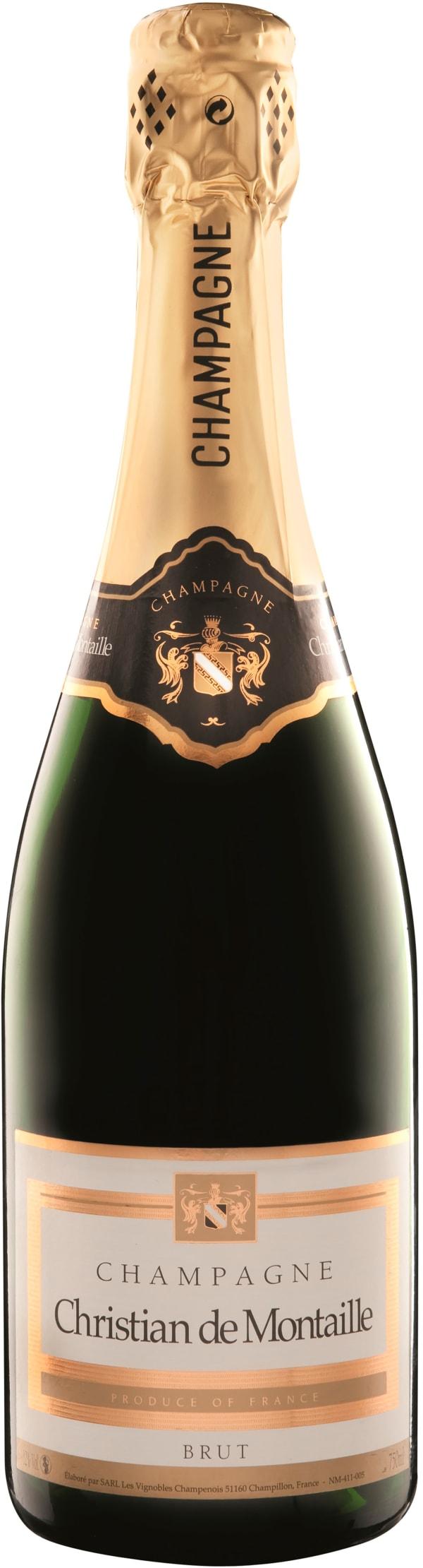 Christian de Montaille Champagne Brut