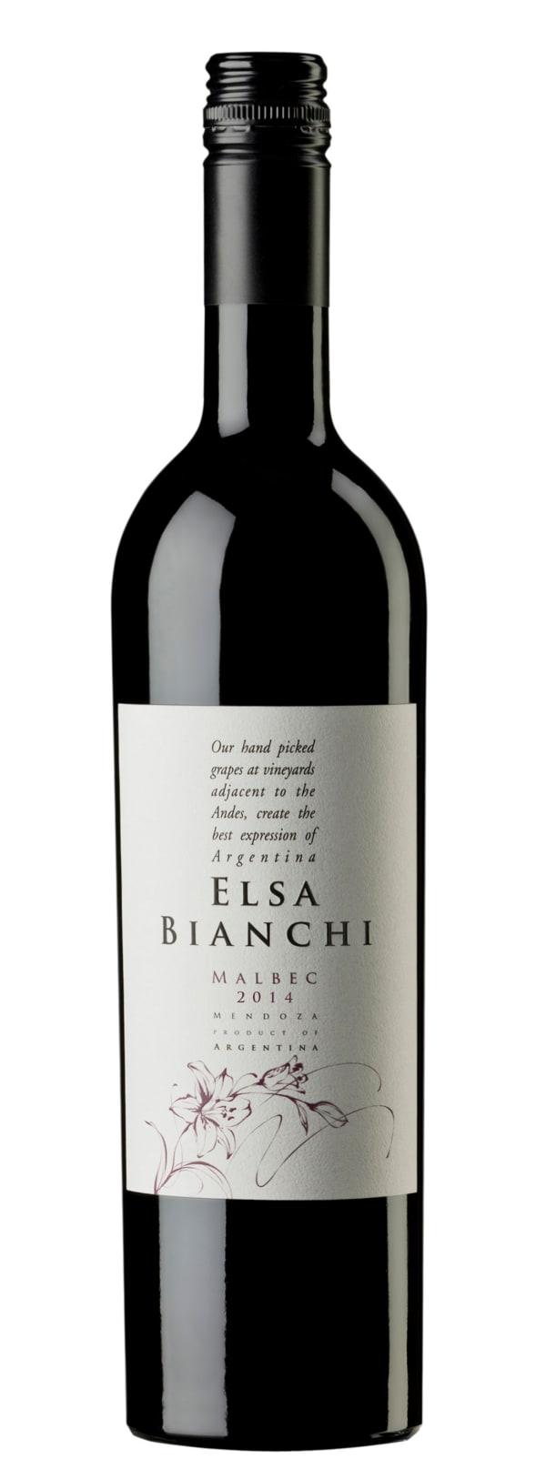 Elsa Bianchi Malbec 2017