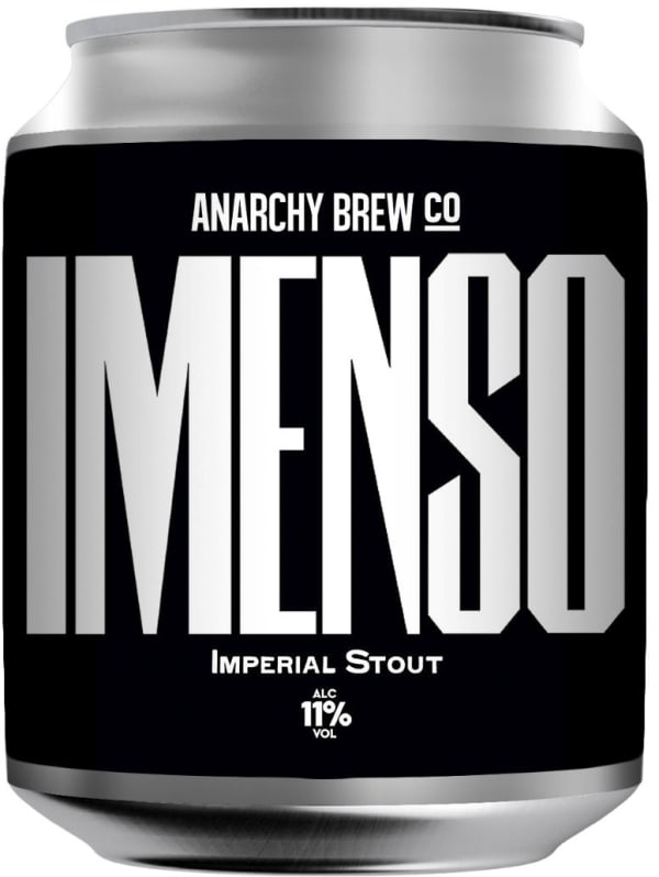 Anarchy Imenso Imperial Stout burk