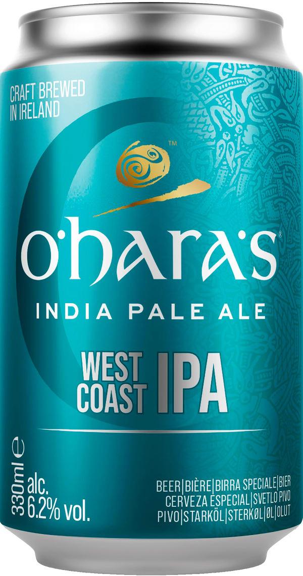 O'Hara's West Coast IPA burk