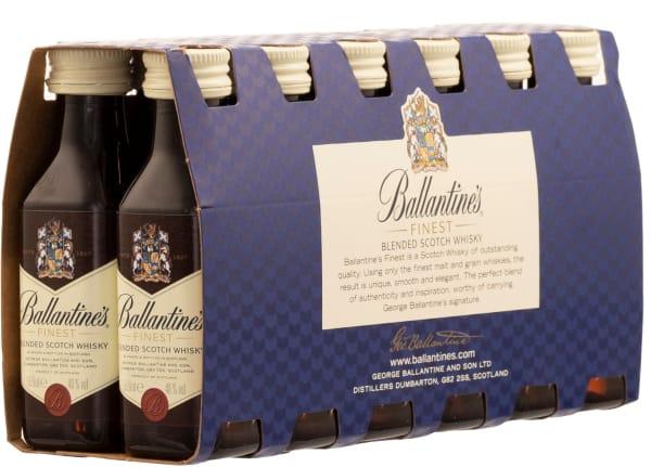 Ballantine's Finest 12-pack plastflaska