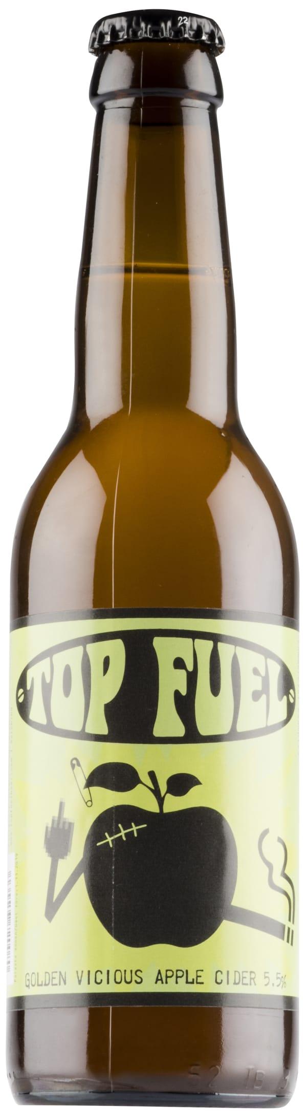 Top Fuel Golden Vicious Apple Cider