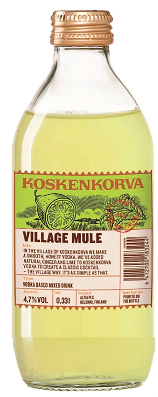 Koskenkorva Village Mule