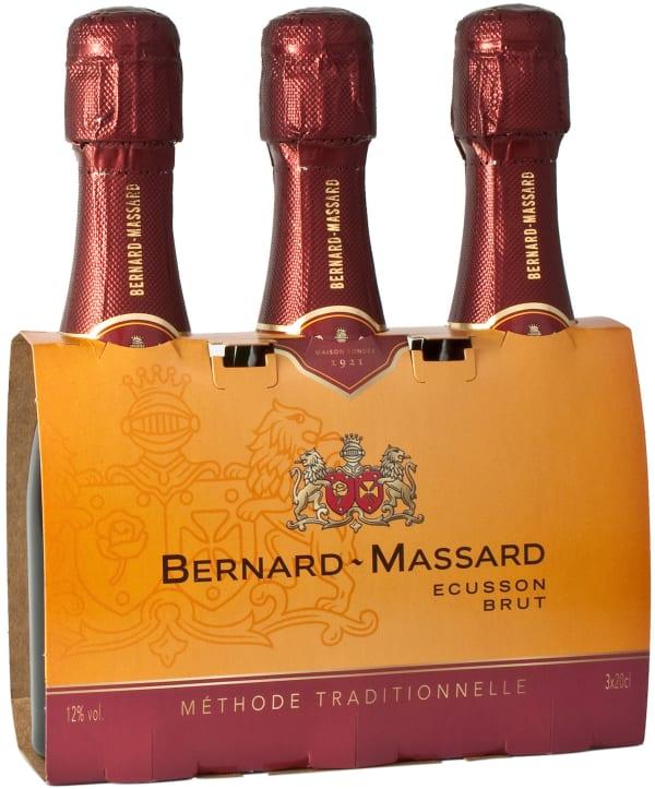 Bernard-Massard Cuvée de l'Ecusson Brut 3-pack