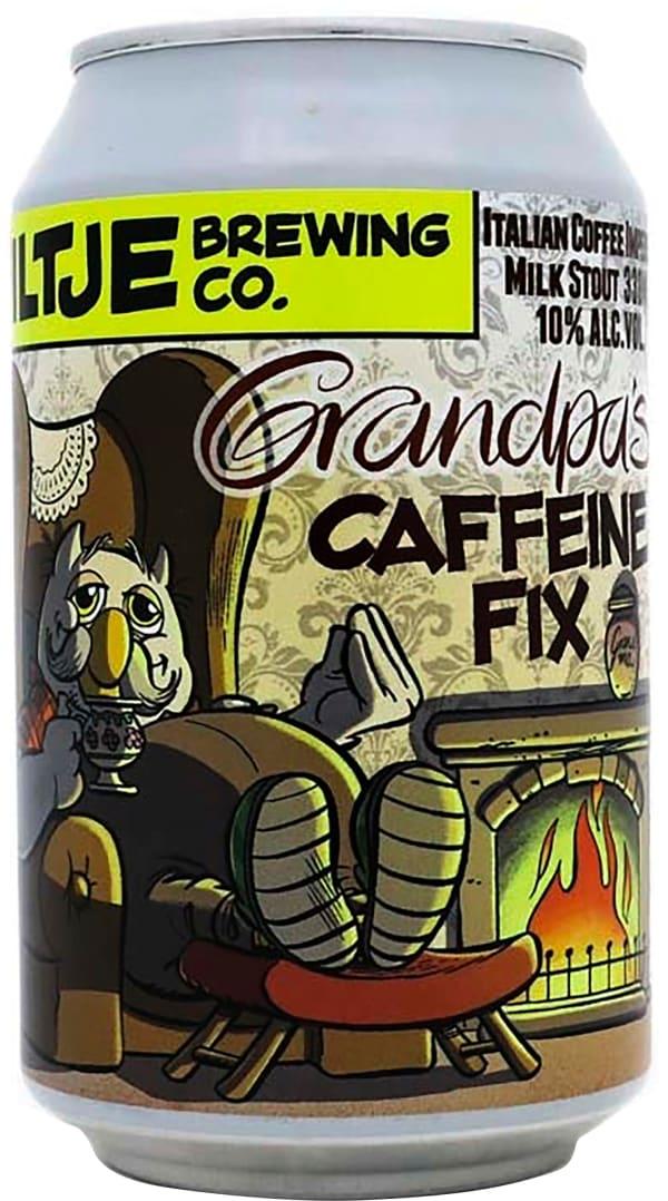 Uiltje Grandpa's Caffeine Fix Vol. 2 burk