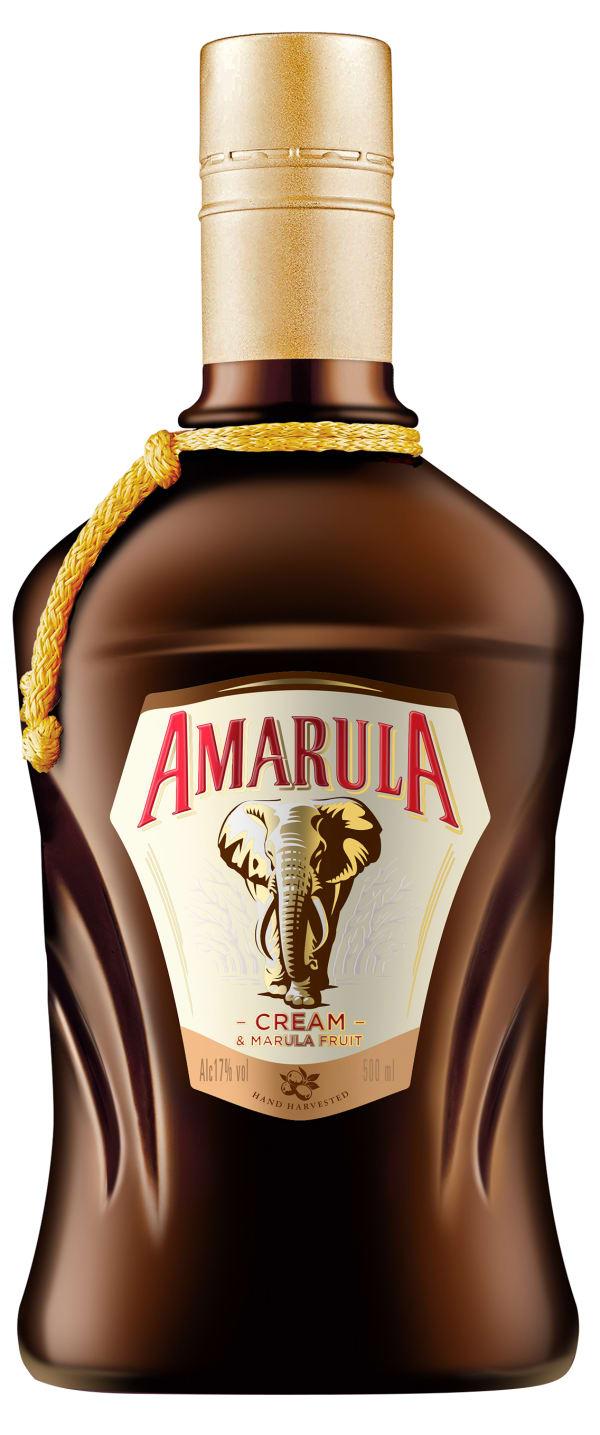 Amarula Cream & Marula Fruit plastflaska