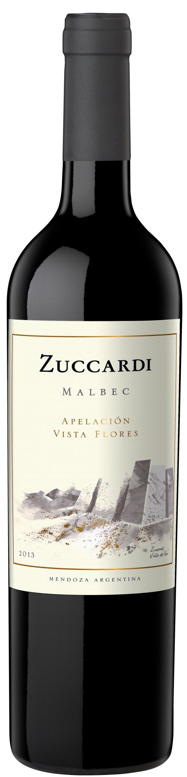 Zuccardi Apelacion Vista Flores Malbec 2013