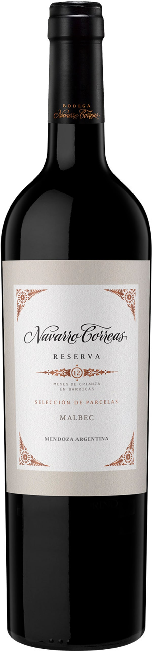 Navarro Correas Reserve Malbec 2018
