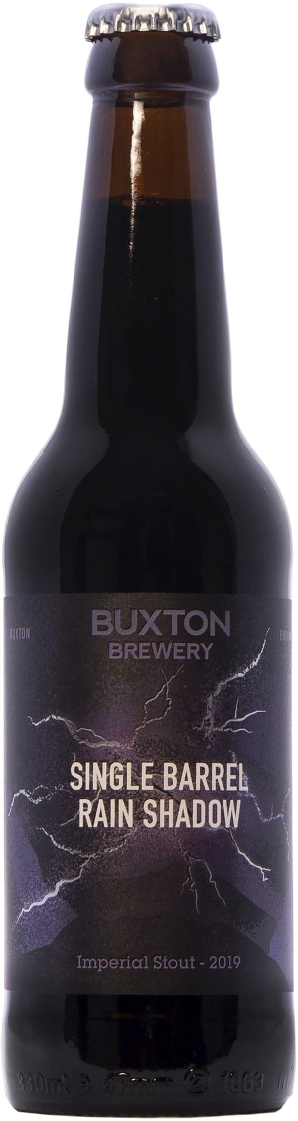 Buxton Single Barrel Rain Shadow
