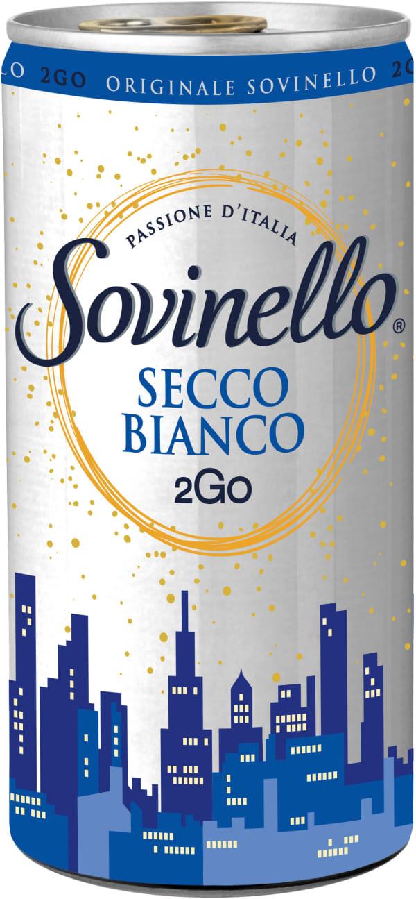 Sovinello Secco Bianco 2Go tölkki