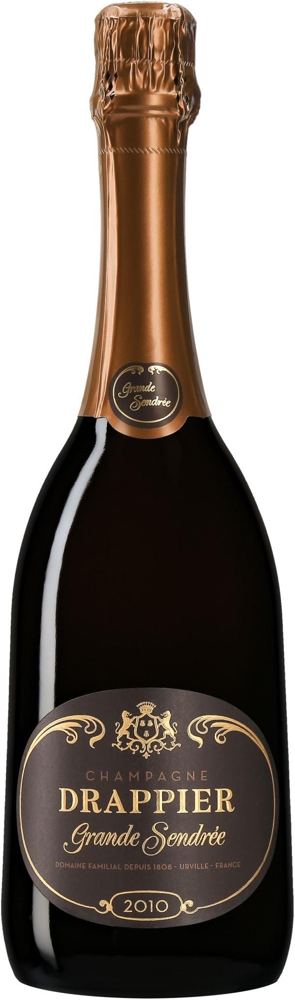 Drappier Grande Sendrée Champagne Brut 2009