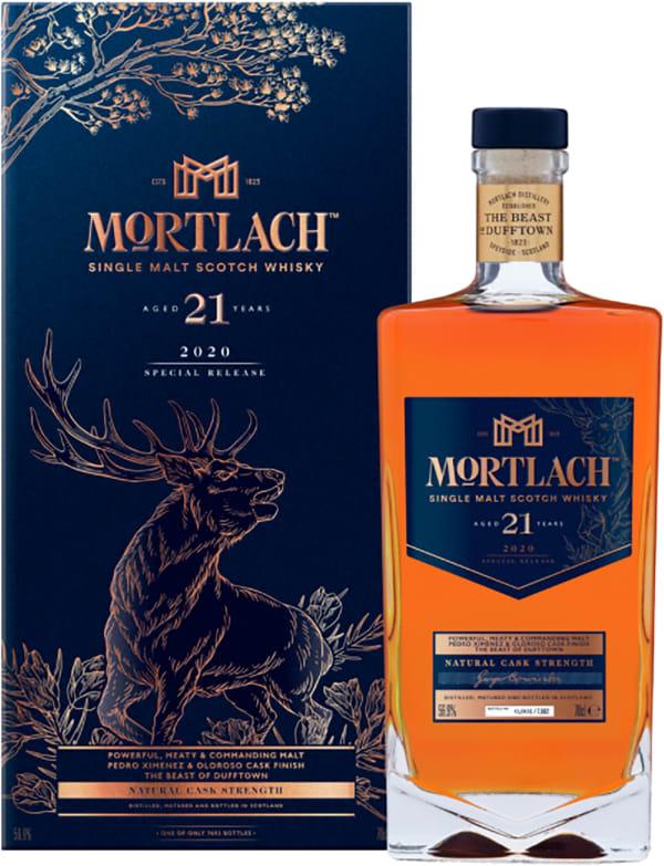 Mortlach 21 Year Old Special Release 2020 Single Malt