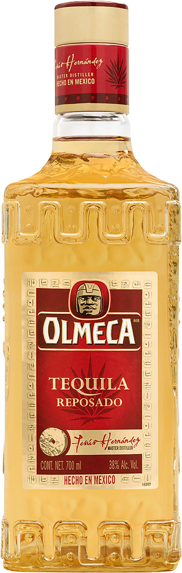 Olmeca Tequila Reposado