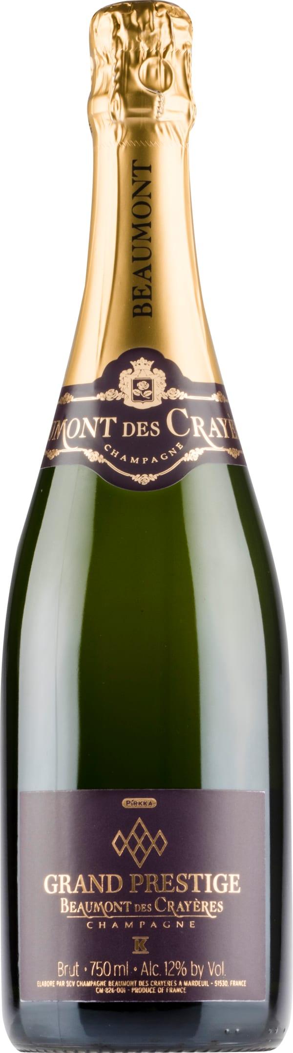 Pirkka Grand Prestige Champagne Brut