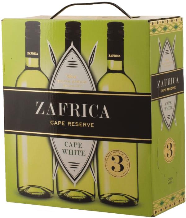 Zafrica Cape Reserve White 2017 bag-in-box