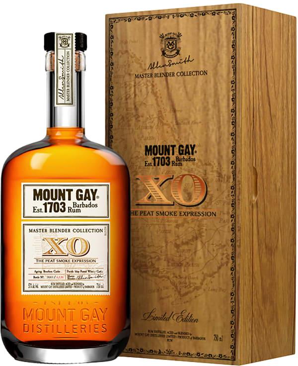 Mount Gay XO The Peat Smoke Expression