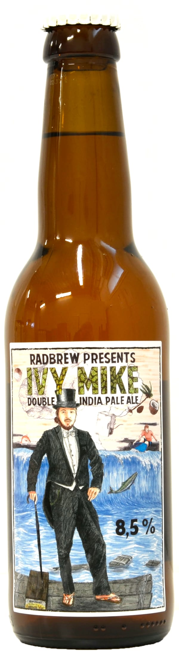 Radbrew Ivy Mike Double IPA