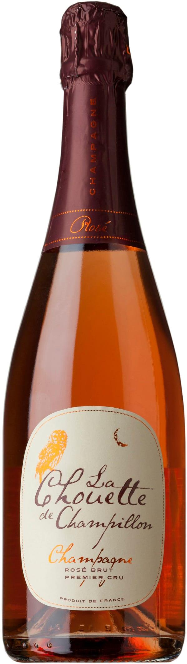 La Chouette de Champillon Premier Cru Rosé Champagne Brut