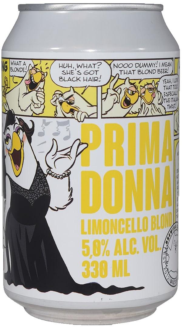 Uiltje Prima Donna Limoncello Blonde can
