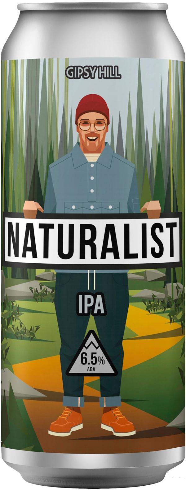 Gipsy Hill Naturalist IPA burk