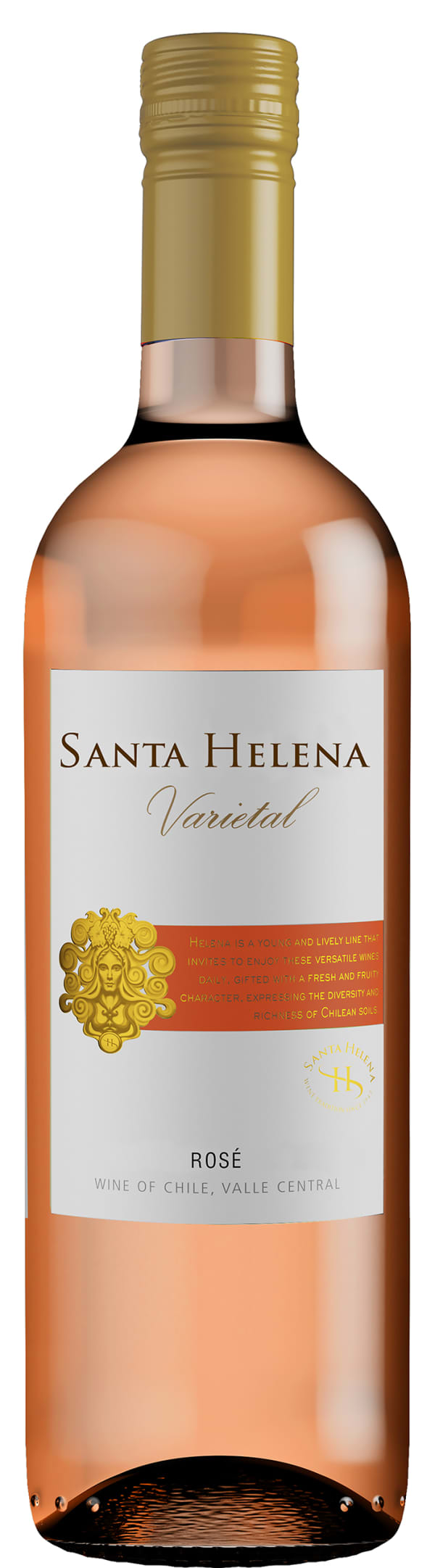 Santa Helena Varietal Rosé 2017