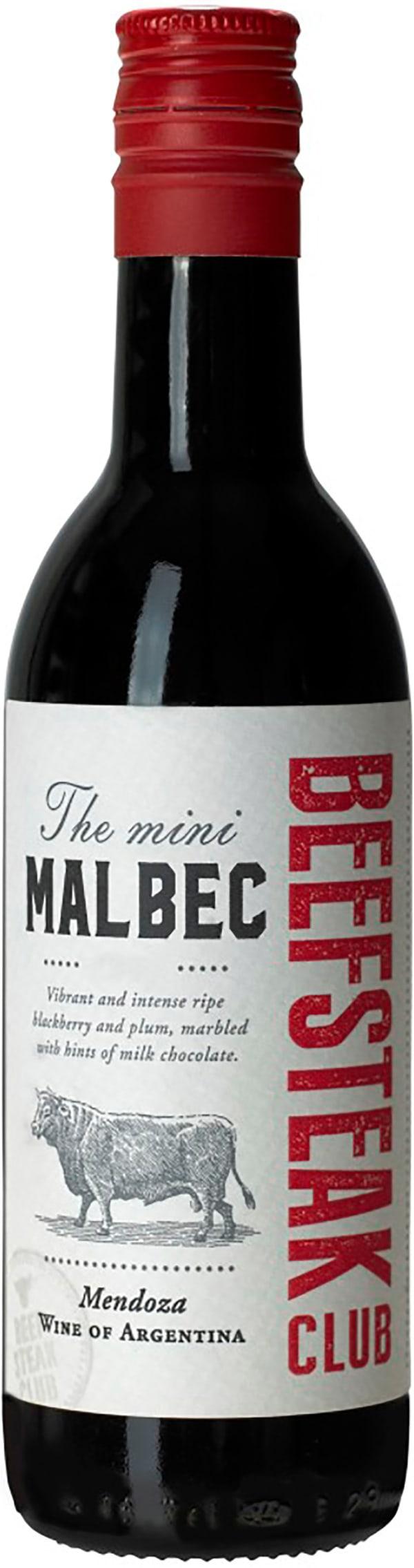 Beefsteak Club The Mini Malbec 2019