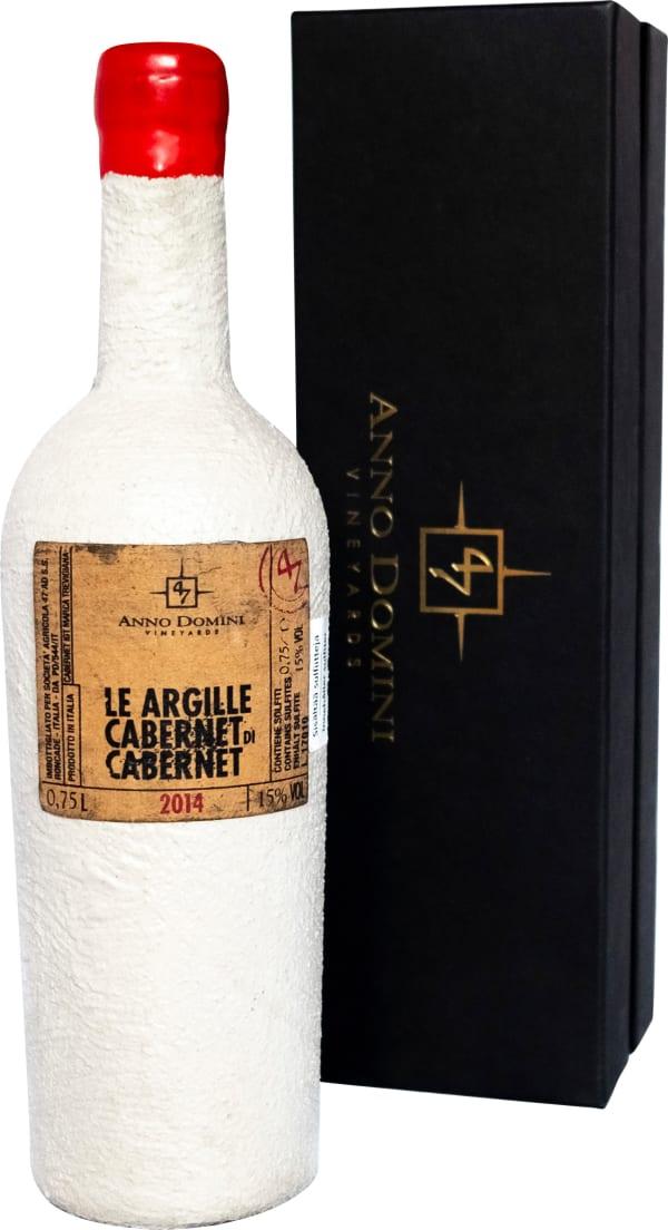 Anno Domini Le Argille Cabernet di Cabernet 2014
