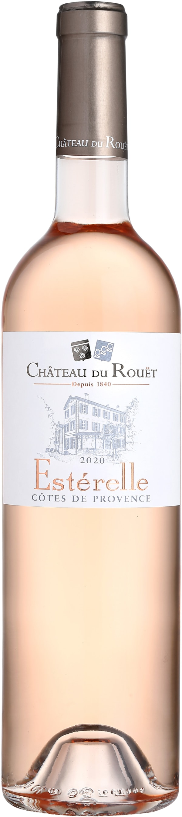 Château du Rouët Estérelle Rosé 2020