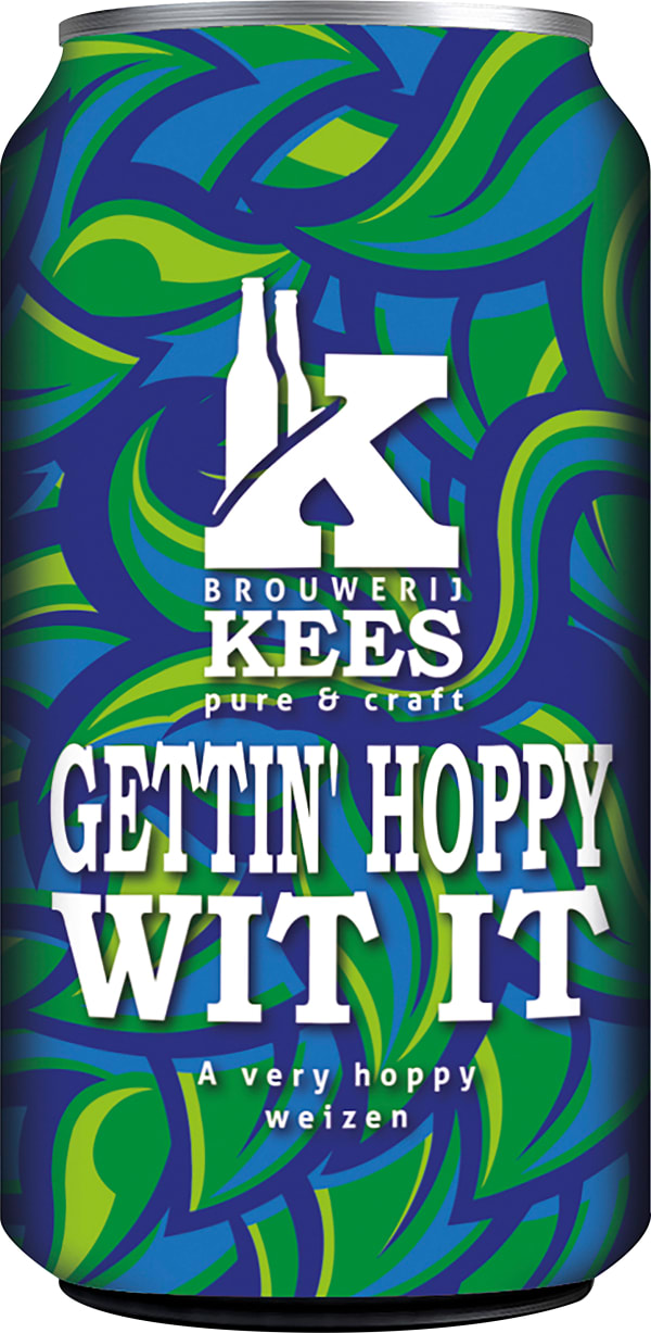Kees Getting Hoppy Wit It can