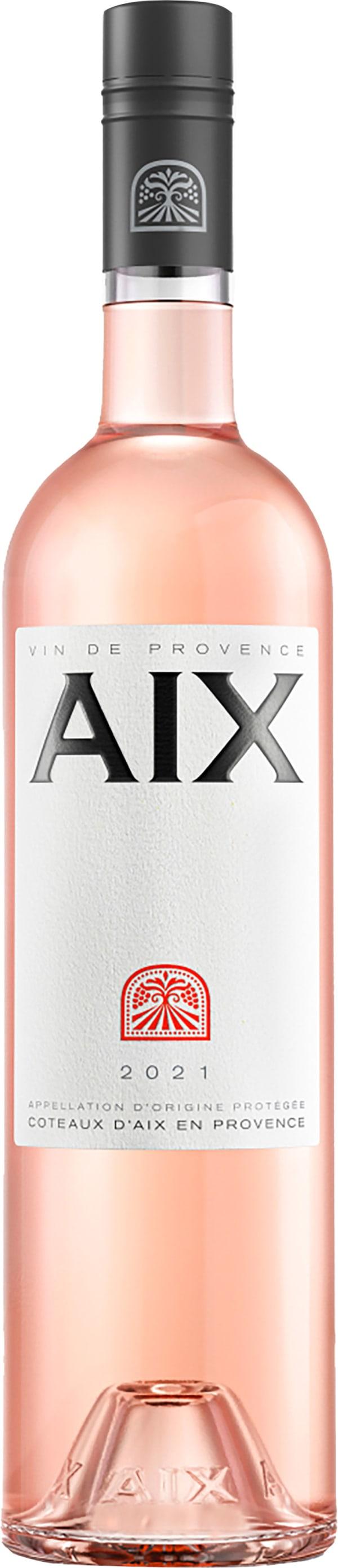 Aix Provence Rosé 2017